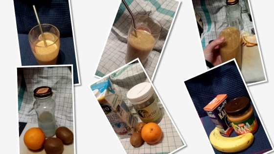 Frühstücks-Smoothies
