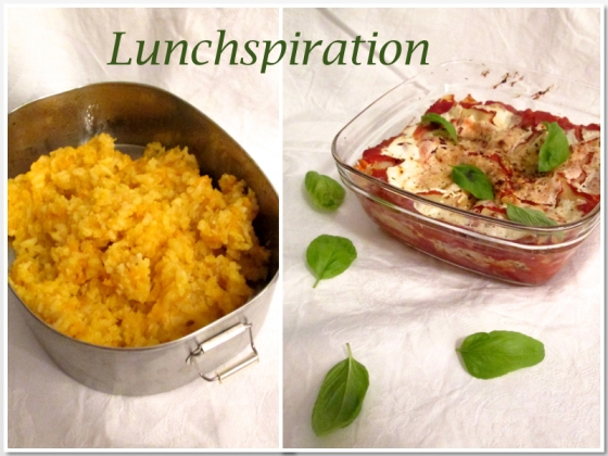 Lunchspiration - November