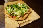 Gesunde Pizza | TheWhiteGiftBag.com